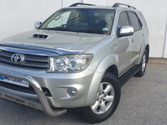 2010 Toyota Fortuner 3.0d-4d R/b  Eastern Cape