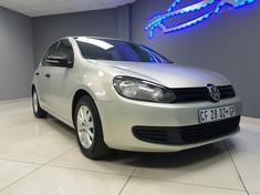 2012 Volkswagen Golf Vi 1.6i Trendline  Gauteng