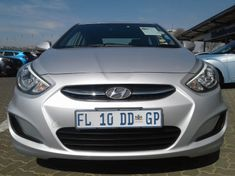 2013 Hyundai Accent 1.6 Gl  Gauteng Roodepoort_1
