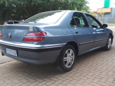 2001 Peugeot 406 St 2.0 At  Gauteng Pretoria_2