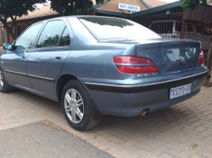 2001 Peugeot 406 St 2.0 At  Gauteng Pretoria_3