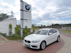 2015 BMW 1 Series 118i 5DR Auto (f20) Kwazulu Natal