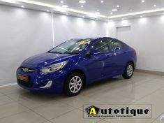 2014 Hyundai Accent 1.6 Gls A/t  Kwazulu Natal