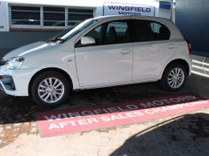 2018 Toyota Etios 1.5 Xs 5dr  Western Cape Kuils River_1