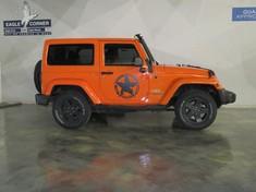 2012 Jeep Wrangler Sahara 3.6l V6 At 2dr  Gauteng Sandton_1