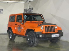 2012 Jeep Wrangler Sahara 3.6l V6 At 2dr  Gauteng Sandton_2