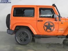 2012 Jeep Wrangler Sahara 3.6l V6 At 2dr  Gauteng Sandton_4