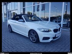 2017 BMW 2 Series M240 Convertible Auto Western Cape