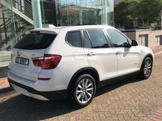 2016 BMW X3 xDRIVE 30d Exclusive Auto Western Cape Cape Town_2