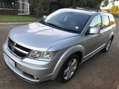 2011 Dodge Journey 2.7 Rt A/t  Gauteng