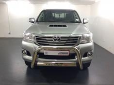 2015 Toyota Hilux 2.5 D-4D SRX R/B LEGEND 45 Double Cab Bakkie Limpopo