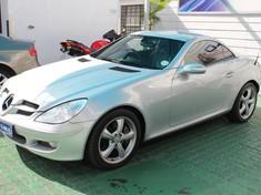 2007 Mercedes-Benz SLK-Class Slk 350 A/t  Western Cape