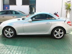 2007 Mercedes-Benz SLK-Class Slk 350 At  Western Cape Cape Town_1