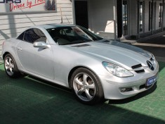 2007 Mercedes-Benz SLK-Class Slk 350 At  Western Cape Cape Town_2