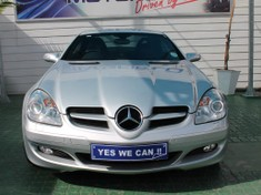 2007 Mercedes-Benz SLK-Class Slk 350 At  Western Cape Cape Town_3