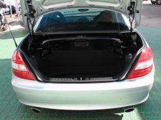 2007 Mercedes-Benz SLK-Class Slk 350 At  Western Cape Cape Town_4