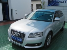 2010 Audi A3 1.4 Tfsi Sportback Attraction  Western Cape