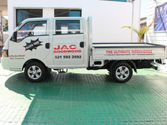 2019 JAC X200 2.8 TD DC DS ABS Aircon Western Cape Cape Town_4