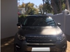 2017 Land Rover Discovery Sport 2.0 Si4 SE Western Cape