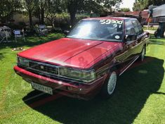 1991 Toyota Cressida 2.4 Gle  Gauteng