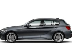 2015 BMW 1 Series 120i M Sport 5-Door Auto Western Cape