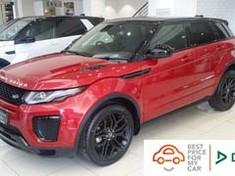 2018 Land Rover Evoque 2.0 TD4 HSE Dynamic Western Cape