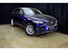 2018 Jaguar F-Pace 3.0D AWD Pure Gauteng