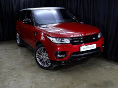 2017 Land Rover Range Rover Sport 4.4 SDV8 HSE Dynamic Gauteng