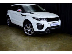 2016 Land Rover Evoque 2.2 SD4 HSE Dynamic Gauteng