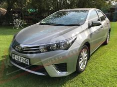 2015 Toyota Corolla 1.6 Prestige CVT Gauteng