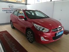 2017 Hyundai Accent 1.6 Gls A/t  Gauteng