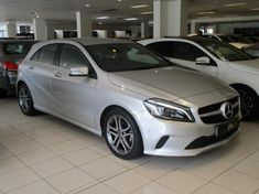 2018 Mercedes-Benz A-Class A 200d Urban Auto Western Cape