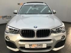 2016 BMW X3 xDRIVE20d M Sport Auto Gauteng Centurion_3