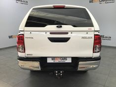 2016 Toyota Hilux 2.4 GD-6 RB SRX Double Cab Bakkie Gauteng Centurion_1
