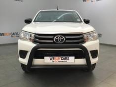 2016 Toyota Hilux 2.4 GD-6 RB SRX Double Cab Bakkie Gauteng Centurion_3