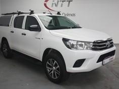 2016 Toyota Hilux 2.4 GD-6 SR 4X4 Double Cab Bakkie Mpumalanga Delmas_0