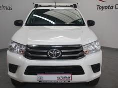 2016 Toyota Hilux 2.4 GD-6 SR 4X4 Double Cab Bakkie Mpumalanga Delmas_1