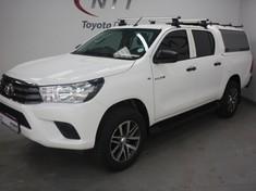 2016 Toyota Hilux 2.4 GD-6 SR 4X4 Double Cab Bakkie Mpumalanga Delmas_2