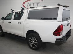 2016 Toyota Hilux 2.4 GD-6 SR 4X4 Double Cab Bakkie Mpumalanga Delmas_3