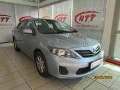 2019 Toyota Corolla Quest 1.6 Plus Mpumalanga Hazyview_0