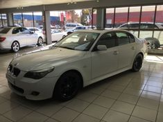 2008 BMW 5 Series 525i At e60  Mpumalanga Middelburg_2
