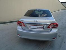 2012 Toyota Corolla 1.6 Advanced  Gauteng Rosettenville_4
