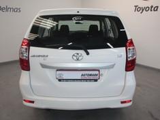 2016 Toyota Avanza 1.5 SX Auto Mpumalanga Delmas_4