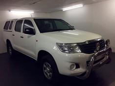 2015 Toyota Hilux 2.5d-4d Srx 4x4 Pu Dc  Limpopo Tzaneen_1
