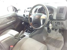 2015 Toyota Hilux 2.5d-4d Srx 4x4 Pu Dc  Limpopo Tzaneen_4
