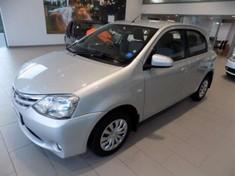 2014 Toyota Etios 1.5 Xs 5dr  Western Cape Paarl_2