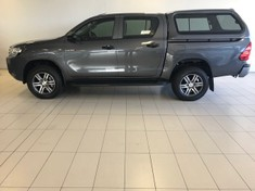 2018 Toyota Hilux 2.4 GD-6 RB S Double Cab Bakkie Western Cape Kuils River_3