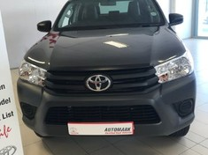 2018 Toyota Hilux 2.4 GD-6 RB S Double Cab Bakkie Western Cape Kuils River_4
