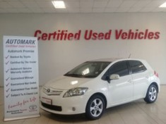 2011 Toyota Auris 1.6 Xs  Western Cape Kuils River_0