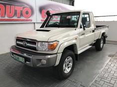 2017 Toyota Land Cruiser 70 4.5D Single cab Bakkie Gauteng Vereeniging_0